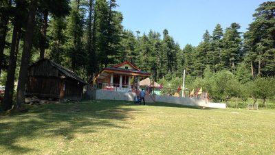 beautiful temple of devidarh