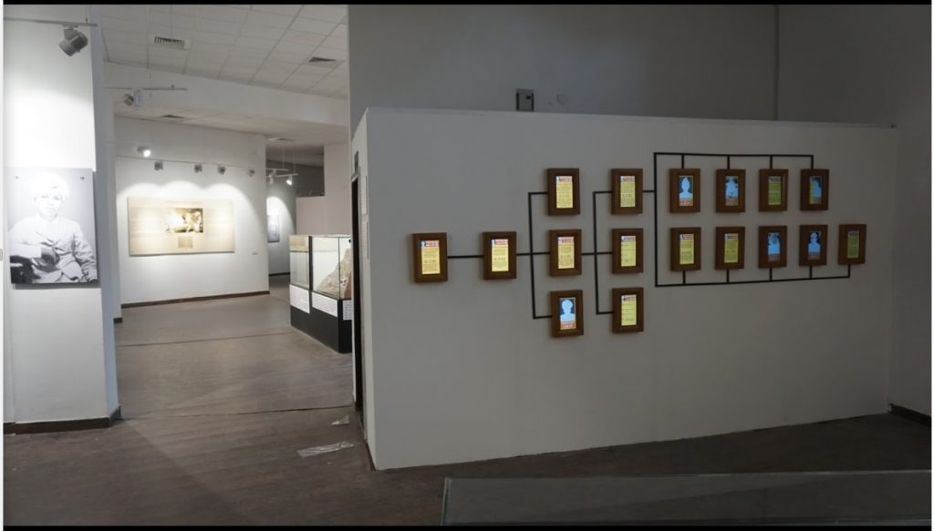 S. Bhagat Singh Museum Exhibition Gallery