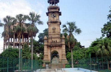 Clock-Tower Malka Park