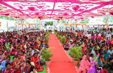 Women's self-help Bachat Gat from different Village
