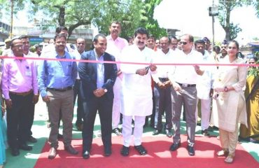 Sanjay Rathod Guardian Minister,  Collector Sir, CEO ZP & SP at Washim District