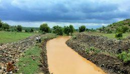 वाशिम जिल्ह्यातील जलयुक्त शिवार काम