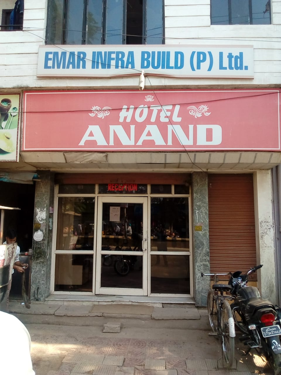 (Hotel Anand)