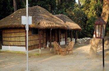(Thaaru Hut at Chooka Beach)