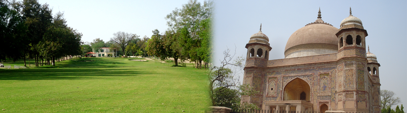 1 PAP Golf Course and 2 Nakodar Tomb