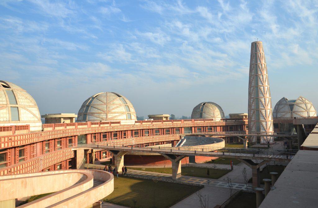 Jung-e-Azadi Complex View
