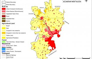 Jalandhar West MAP