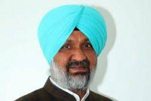 S. Hardev Singh Ladi MLA Shahkot