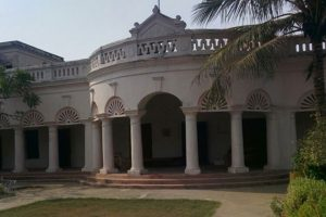 house of Dr rajendra prasad