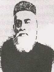 Khuda Baksh Khan