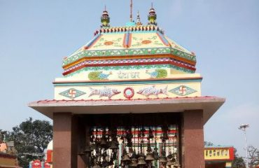 Mahendra Nath Temple ghanta ghar