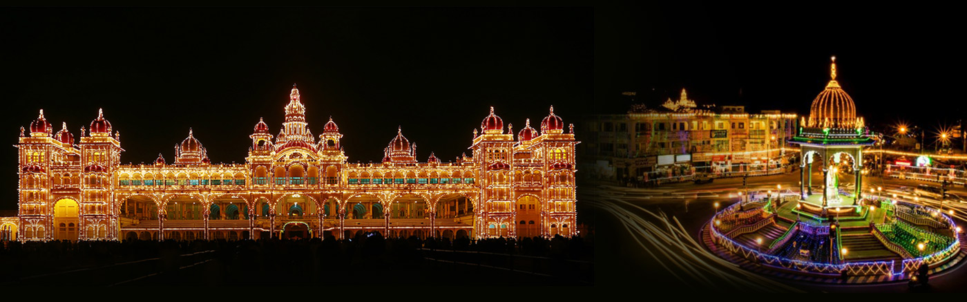 Mysuru Palace Illumination