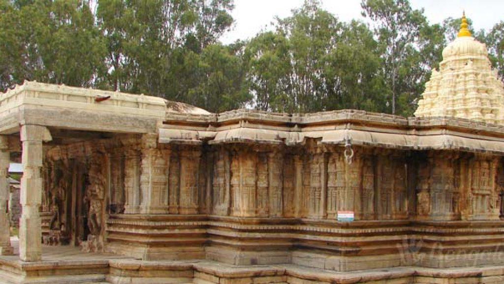 Vaidyanatheswara Temple Talakadu Mysore