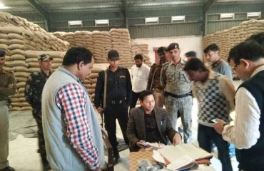 DM visit in State Food Corporation
