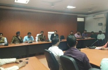 DM,SP-DDC Meeting with officer