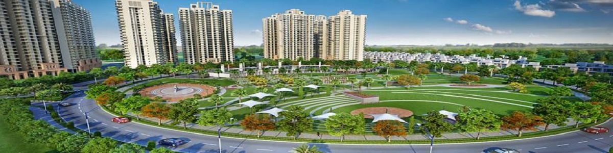 residential development of GB Nagar