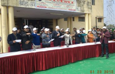 National Voters Day Oath