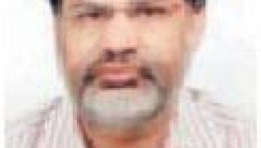डॉ श्रीनिवास शर्मा