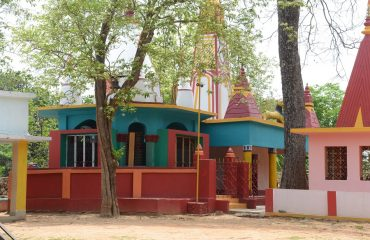 Ketunga Dham Side View.