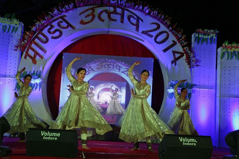 Mandu Festival Cultural Programme