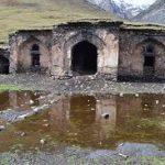 old Masjid in Mughal period