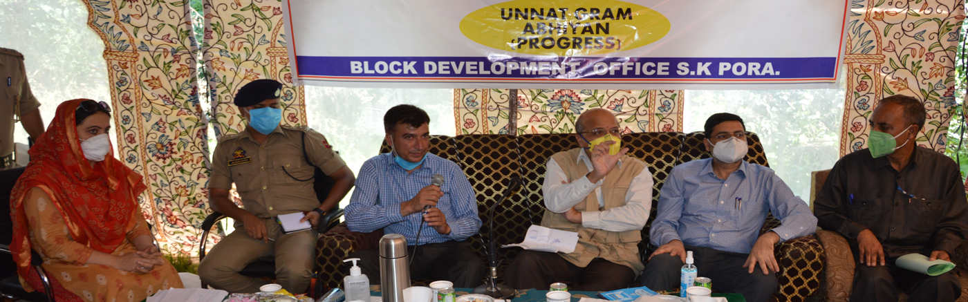 Chief Secretary-on-Block-Diwas