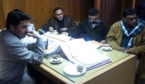Budgam Admin stresses on transport facility