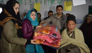 Leprosy Campaign held at Budgam