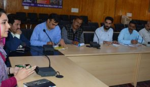 Arrangements for Jumat-ul-Vida, Shab Qadar, Eid-ul-Fitr reviewed at Budgam.