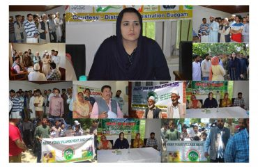 Back to Village; First phase concluded with conduct of Gram Sabhas, formation of Social Audit Committees across district Budgam