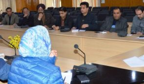 DDC Budgam takes stock of progress under Jal Jeevan Mission, BBBP schemes