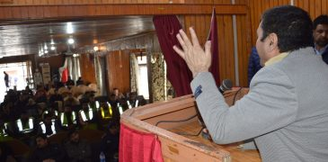DDC Budgam stresses on fool-proof disaster management preparedness in the district