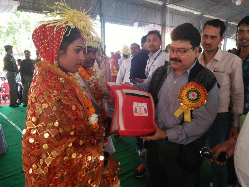 Gift Distribution By Chief Medical Officer