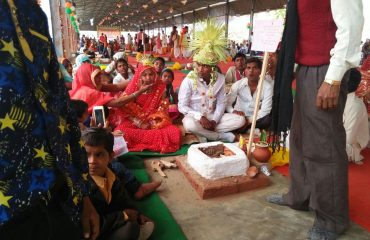 Ongoing Wedding on Chief Minister Comprehensive Wedding Program