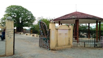 Kalpvriksha Campus Entry Gate image