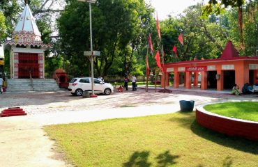 Chaura Devi Temple Campus Area