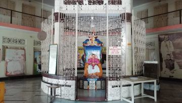 Temple Image of Meher Baba