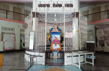 Meher Baba Idol In Temple Image