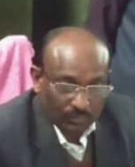 District Magistrate-Mr. Sahdev(IAS)