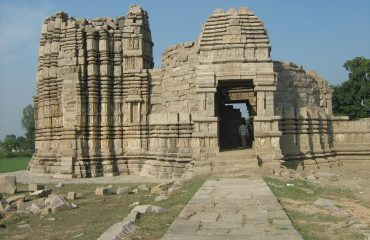 The Sun Temple at Village Rahilliya, Mahoba.