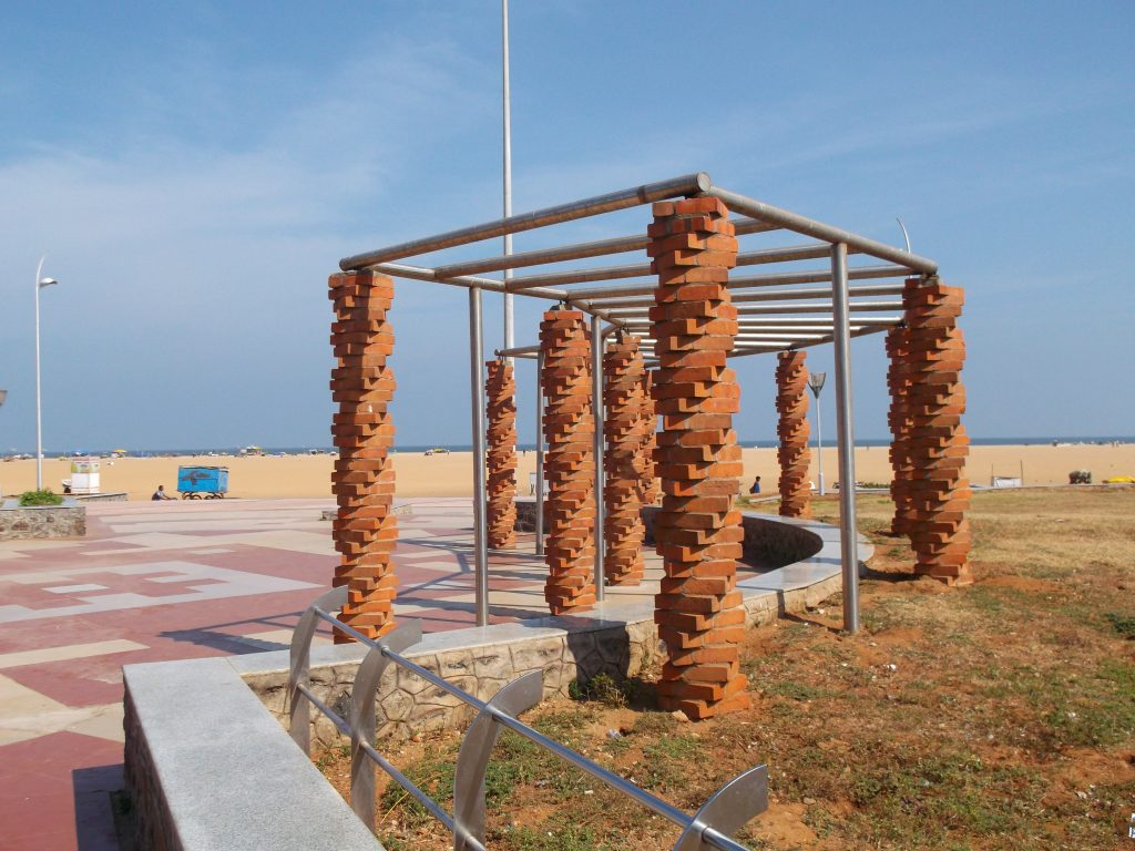 MarinaBeach Decorative Installations