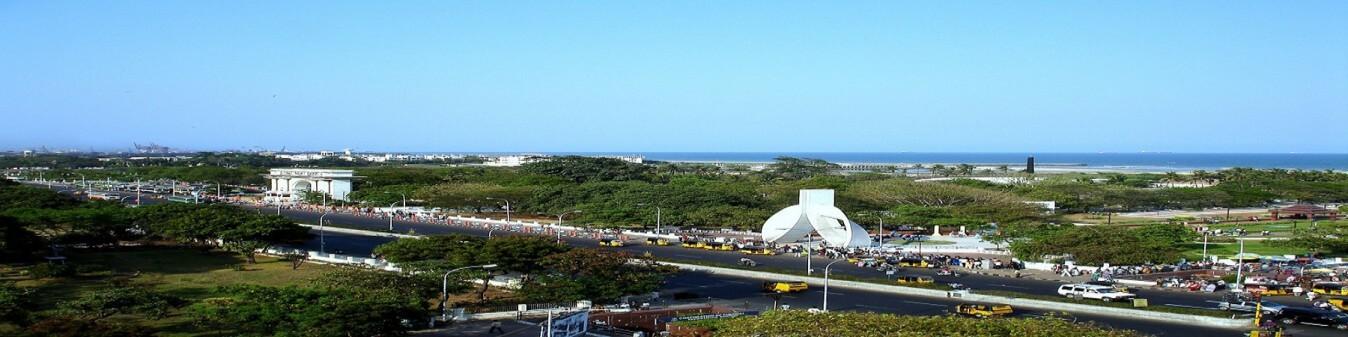 Marina Beach Memorials image