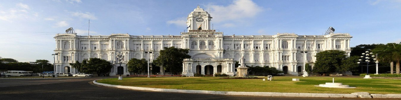 Chennai Corporation - Ripon Building image