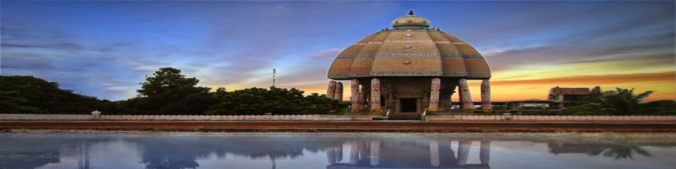 Evening View of Valluvar Kottam image