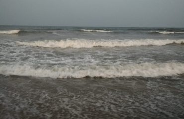 Waves of Marina Beach