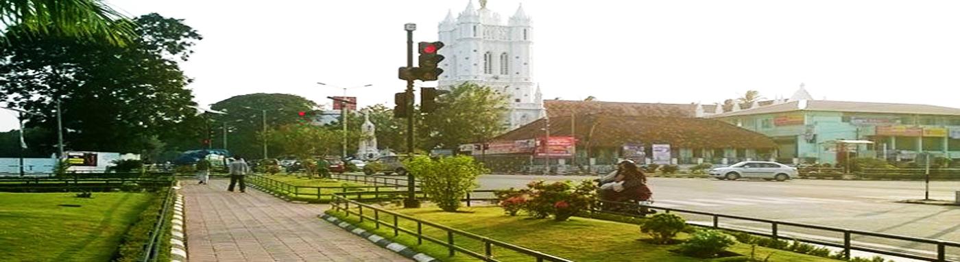 Palayam Church.