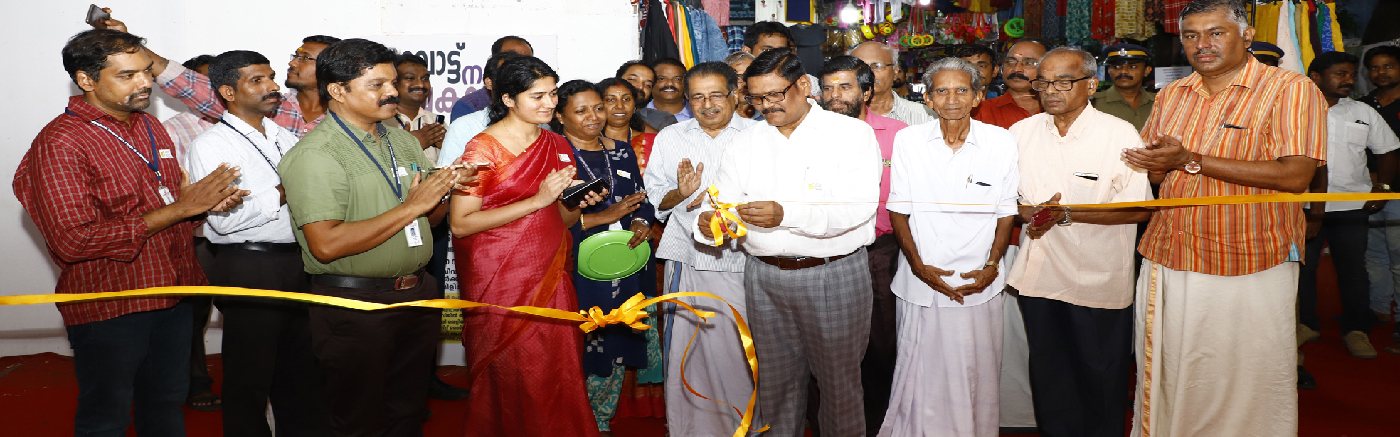 SVEEP Stall inauguration by election observer