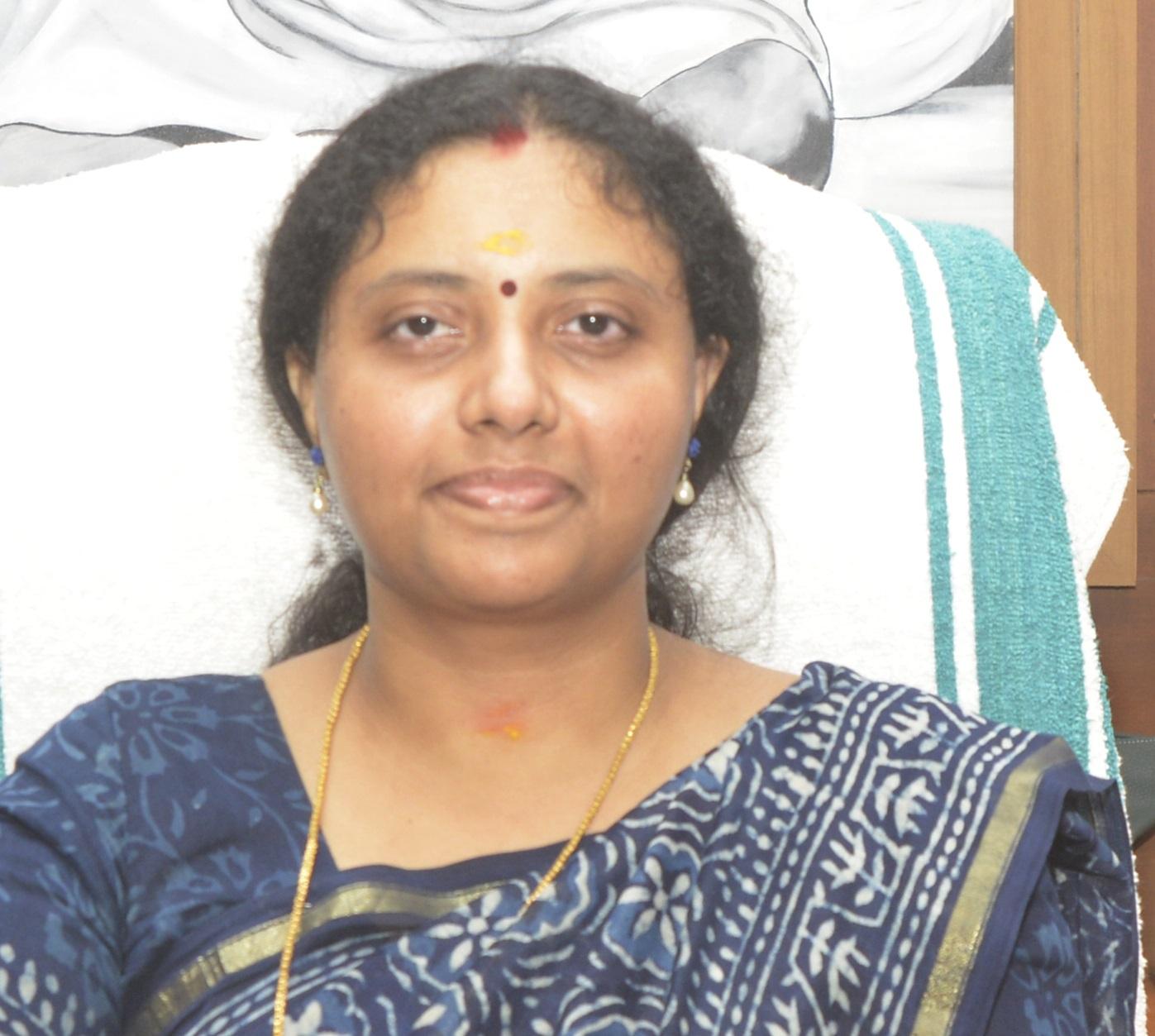 Haritha V Kumar IAS