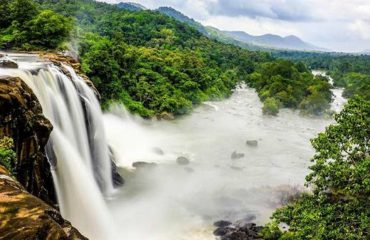 Athirappilly Waterfalls--