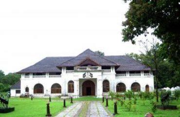 Sakthan Thampuran Palace.